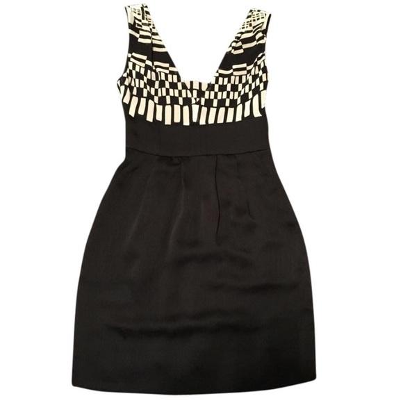 BCBGeneration Dresses & Skirts - BCBGeneration Sexy Black Cocktail Dress